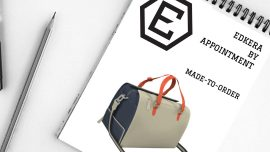 Edkera By Appointment - Gym bags made-to-order